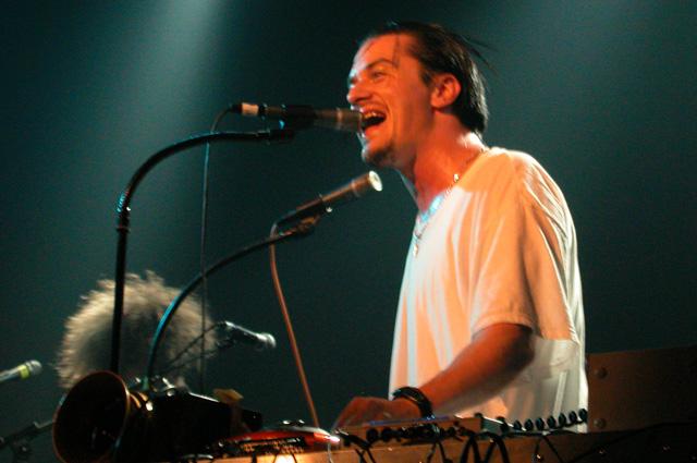 Mike Patton live v Praze