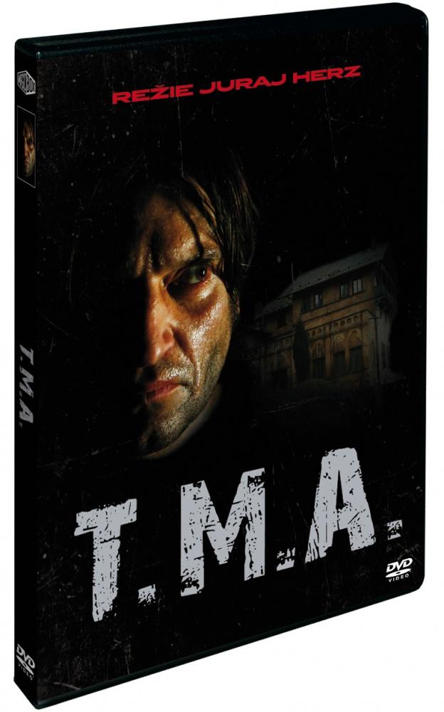 T.M.A., thriller Juraje Herze na DVD
