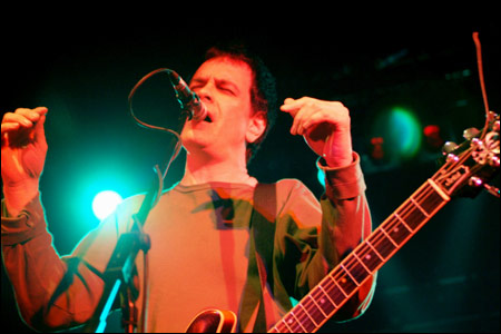 Wedding Present v Lucerna Music Baru: pohoda!