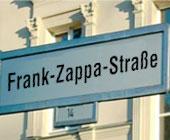 V Berlíně vznikla Zappova ulice