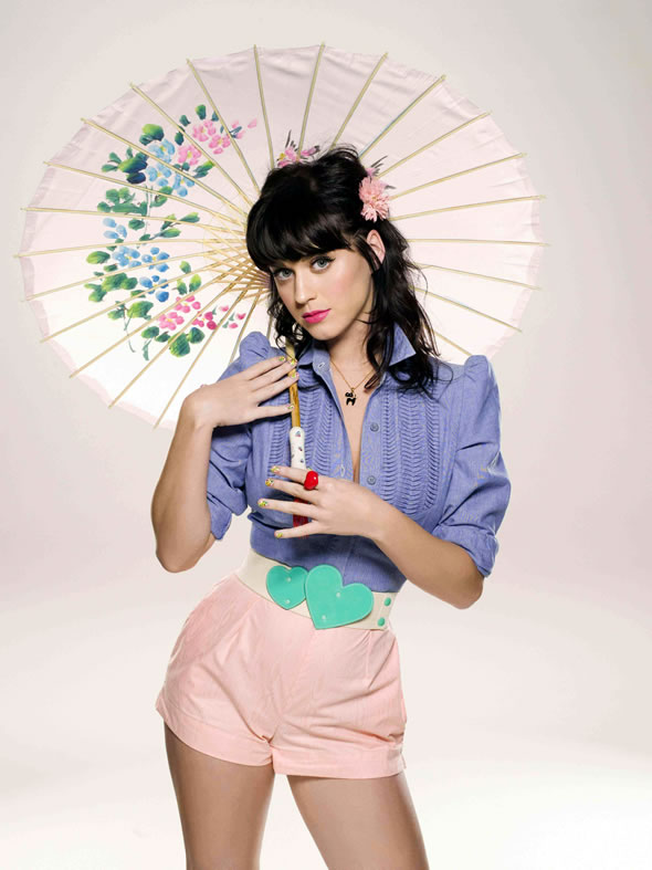 Katy Perry i u nás v top 10