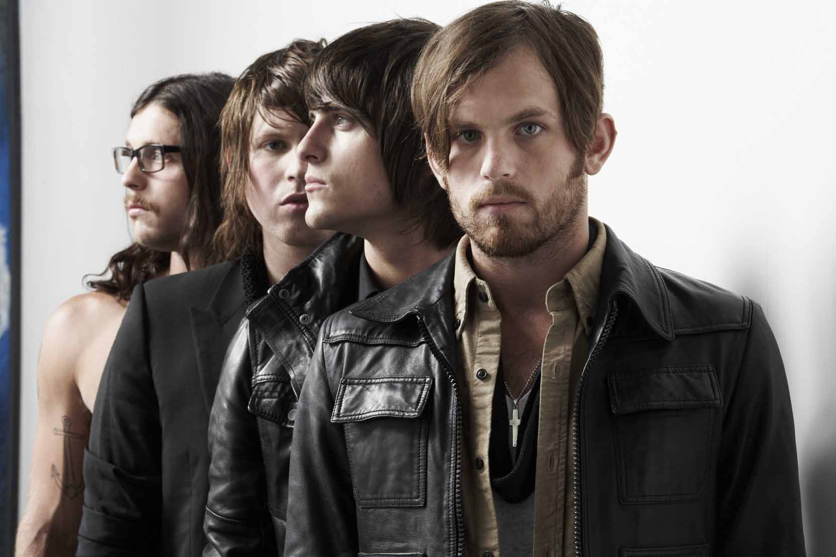 Kings of Leon: sexy rock se vrací