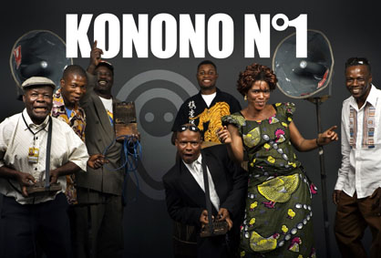 Garážová taneční hudba z Konga
