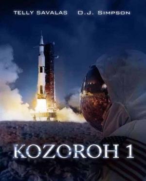 Kozoroh 1 - legendární konspirační film na Blu-ray