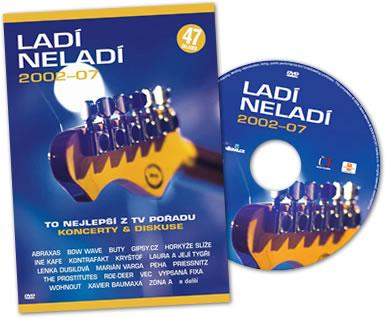 DVD Ladí neladí 2002 – 07