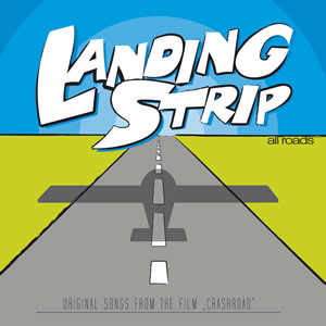 Landing Strip natočili soundtrack k filmu Crash Road