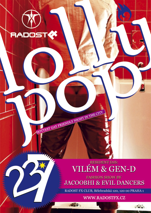Lollypop get wet pussy - dnes!