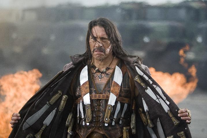 Robert Rodriguez o filmu Machete