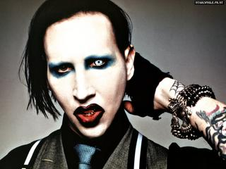 Marilyn Manson rozduní Prahu