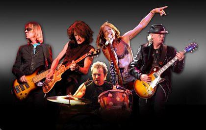 Aerosmith míří v červenci do Prahy
