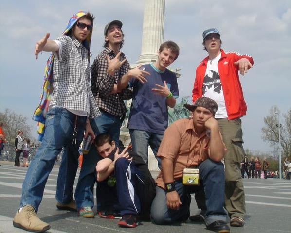 BeatBurger Band je ve Zkušebně
