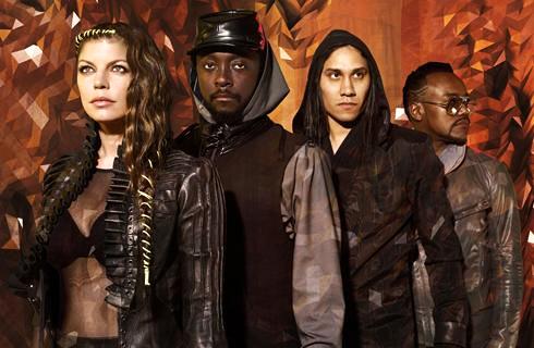 Black Eyed Peas vystoupí v Praze