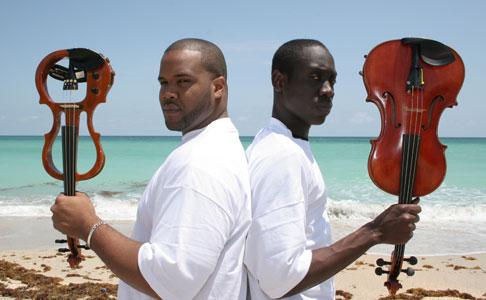 Wu Tang rozehřejí hiphopoví houslisté