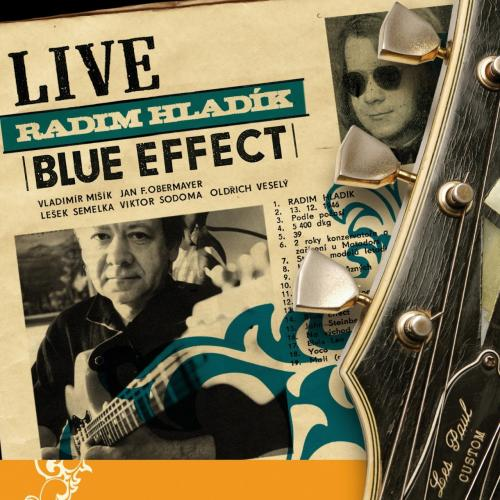 Blue Effect zahrají dnes v lázních