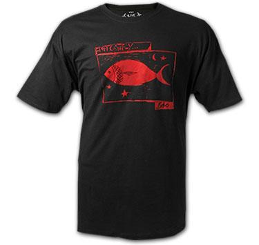 Bono navrhl tričko pro charitu