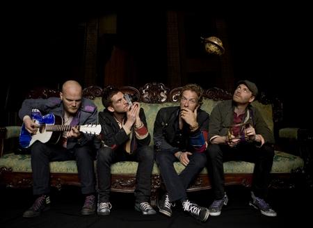 Coldplay nabízejí album zdarma
