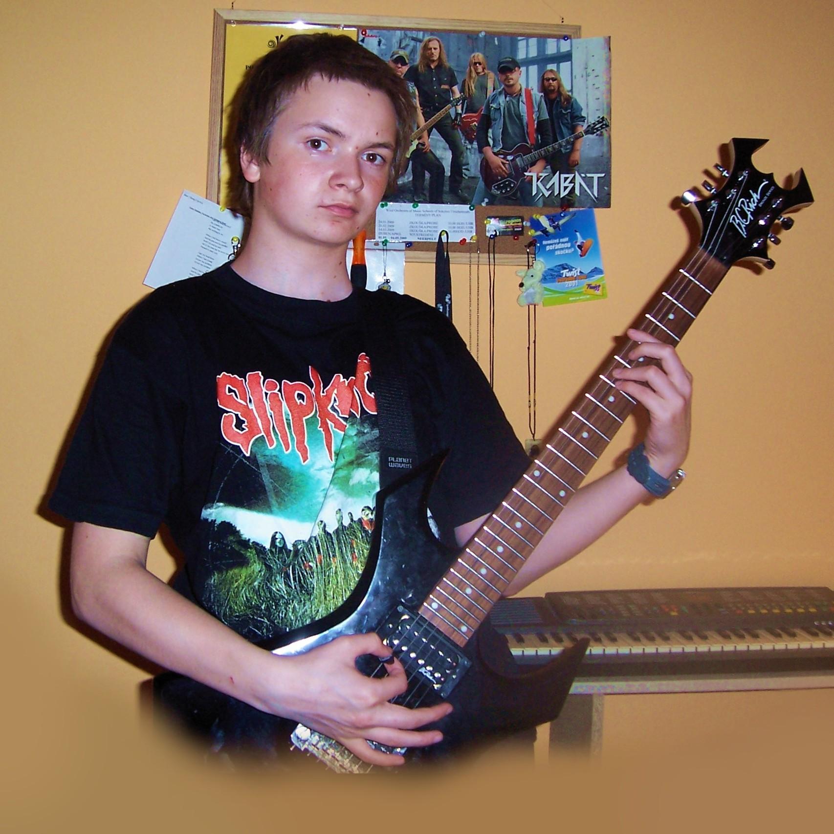 Reportáž: kytarová soutěž G1