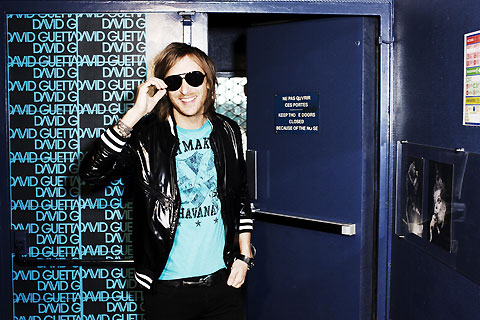 David Guetta slaví úspěchy