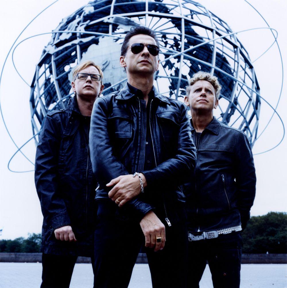 Depeche Mode: v Praze i příští rok!