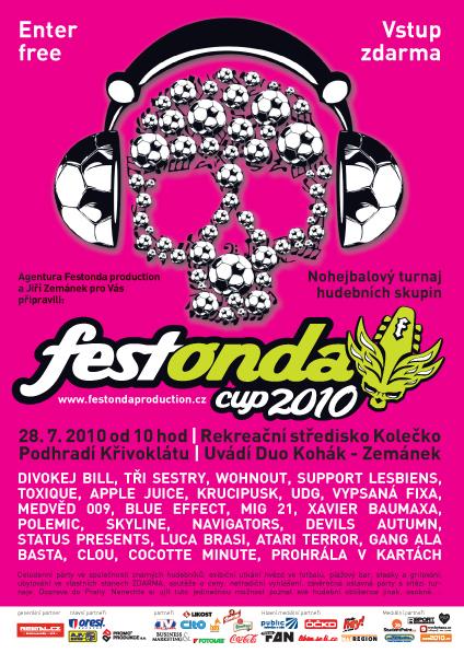 Festonda Cup proběhne již dnes!