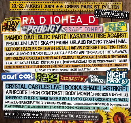 Frequency Festival láká na Radiohead