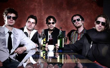 Report vydá desku rockerů z USA