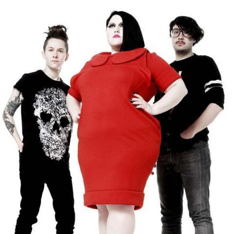 Gossip: objemní rockeři v Praze