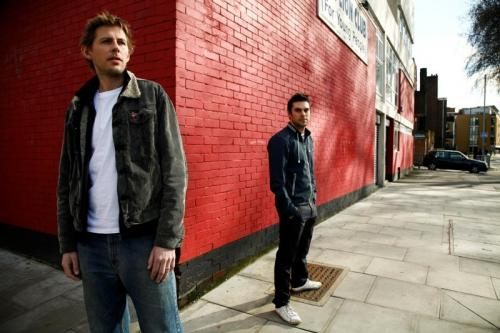 Groove Armada dokončuje nové album
