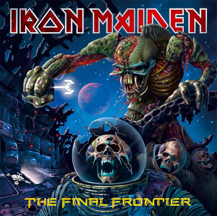 Iron Maiden vydají album v srpnu