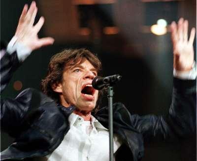 Mick Jagger vydává největší hity