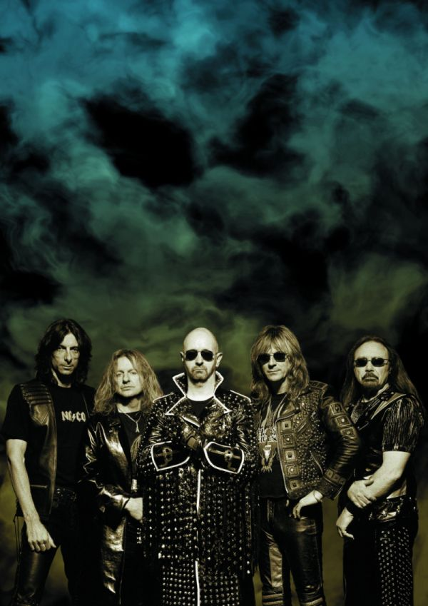 Judas Priest rozduní Čechy