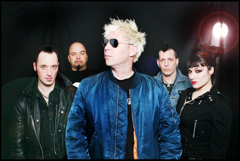 KMFDM zahrají už zítra v Lucerně