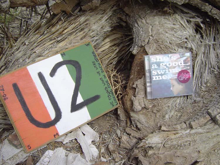 Charlie Straight kontaktovali U2