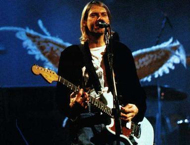 Zloději ukradli pozůstatky Cobaina