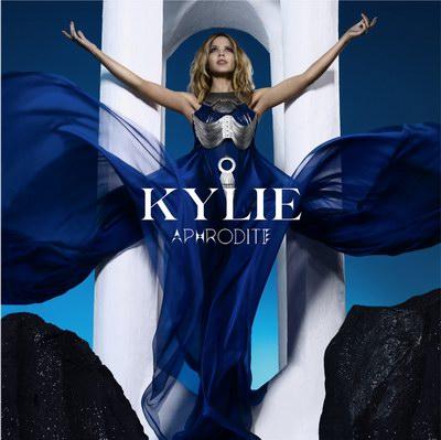 Kylie Minogue jako bohyně lásky