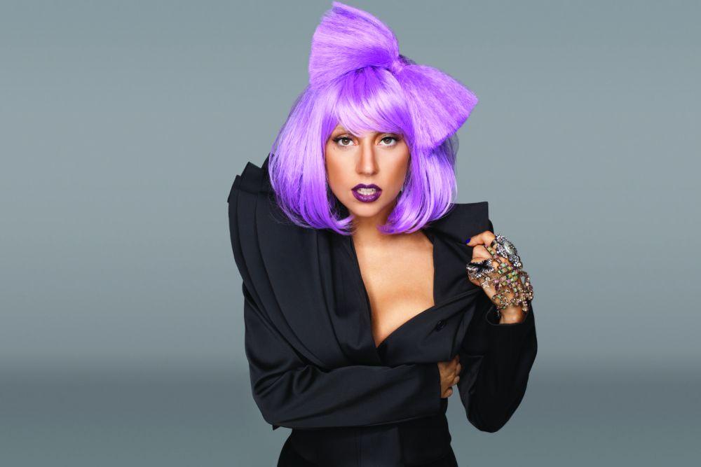 Lady GaGa je tváří firmy Polaroid