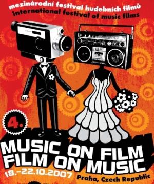 Festival hudebních filmů se blíží