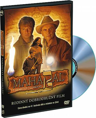 Dobrodružný Maharal na DVD