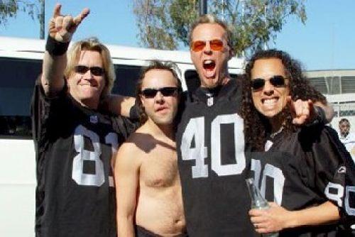 Metallica má namířeno do Čech!
