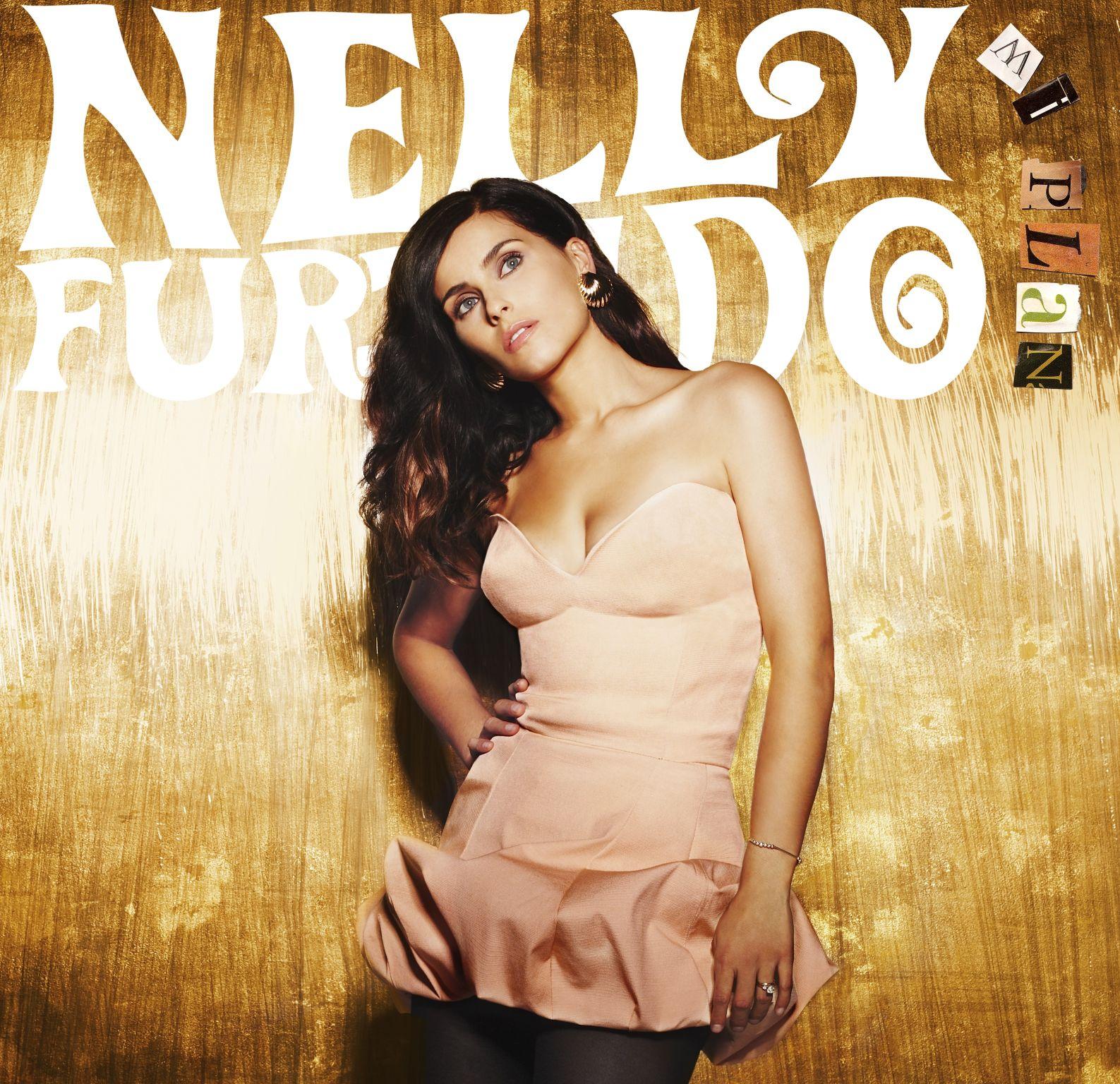 Nelly Furtado ovládla světové žebříčky