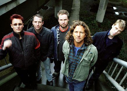 Pearl Jam vydají v reedici svůj debut