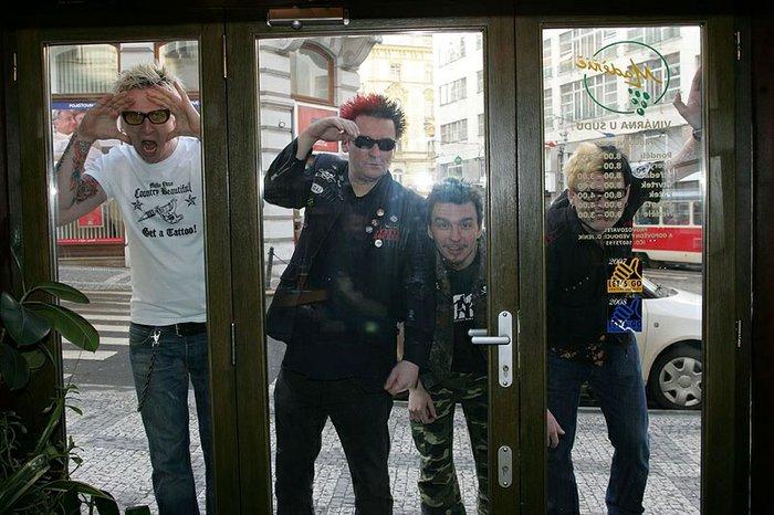 Plexis slaví čtvrtstoletí punku