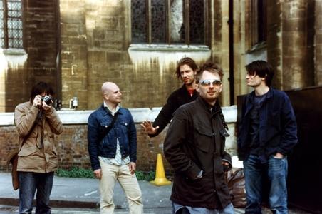 Radiohead: přijeďte na koncert na kole