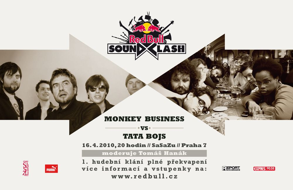 Tata bojs: porazíme Monkey Business