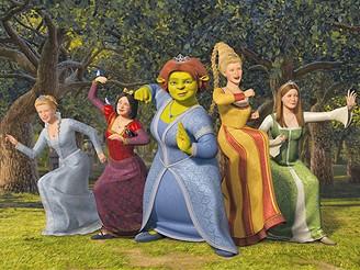 Shrek Třetí už klepe na dveře