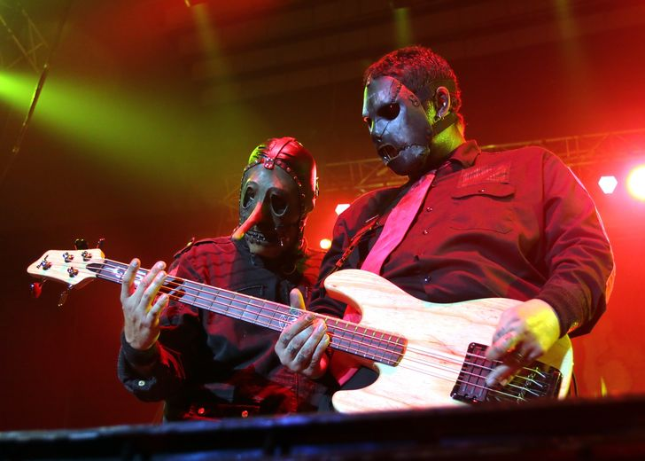 Slipknot: peklo v Ostravě