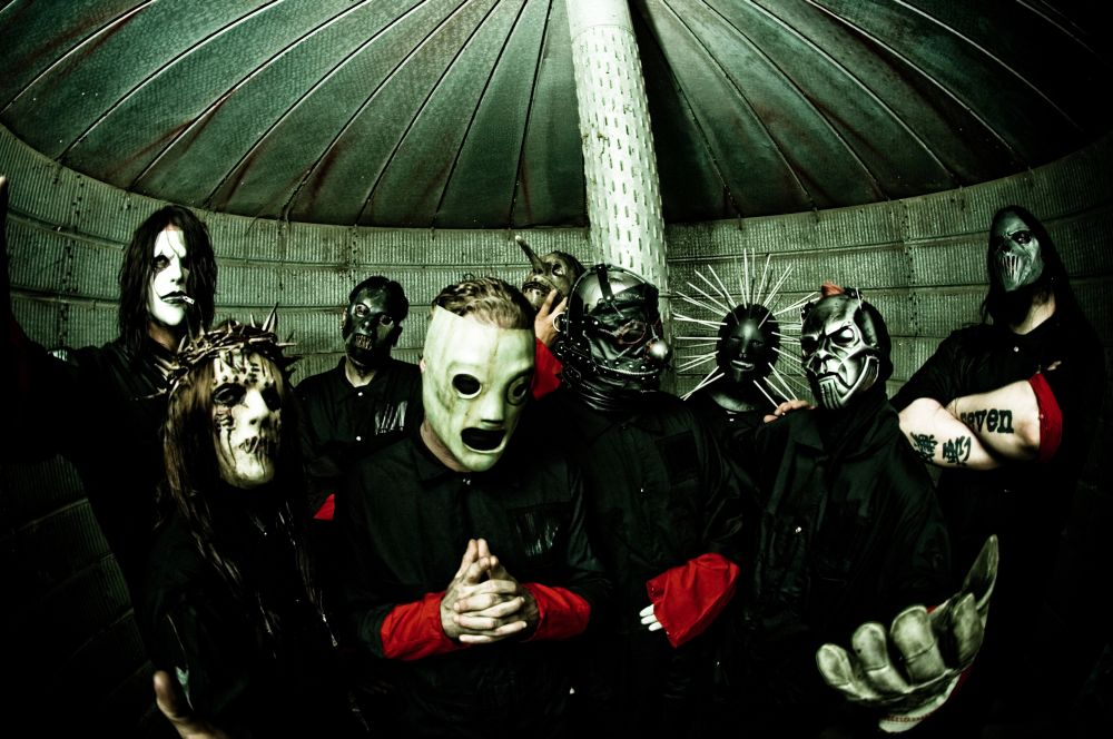 Slipknot zahrají v červnu v Ostravě