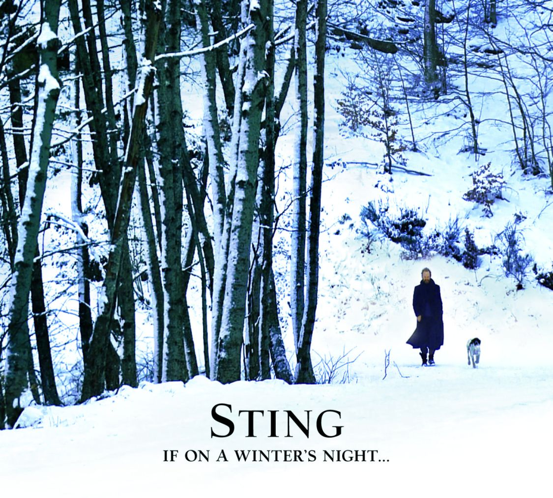 Sting velebí zimu, věnoval jí desku