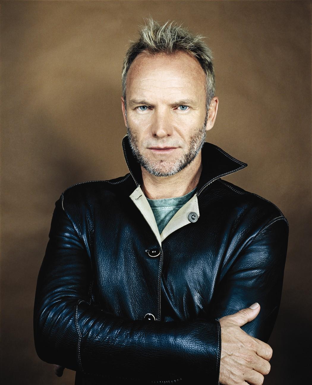 Sting naděluje k Vánocům DVD