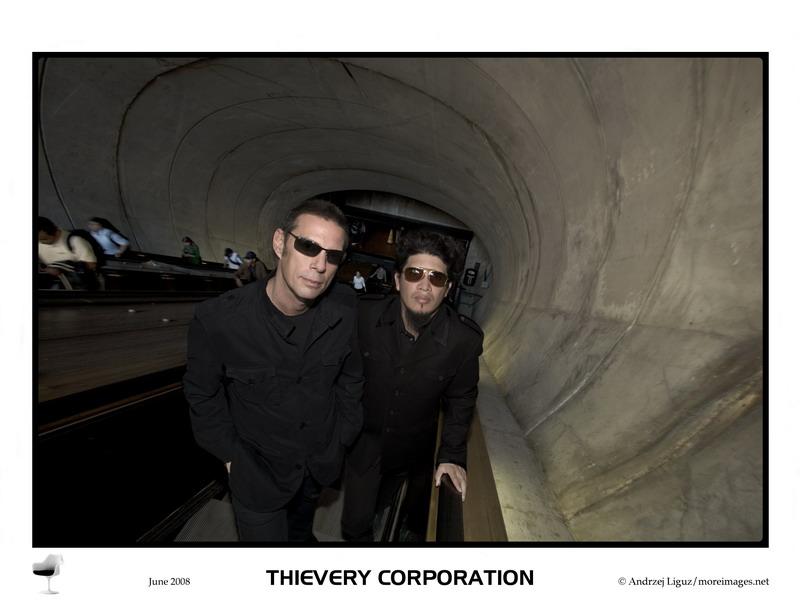 Thievery Corporation zahrají v Praze